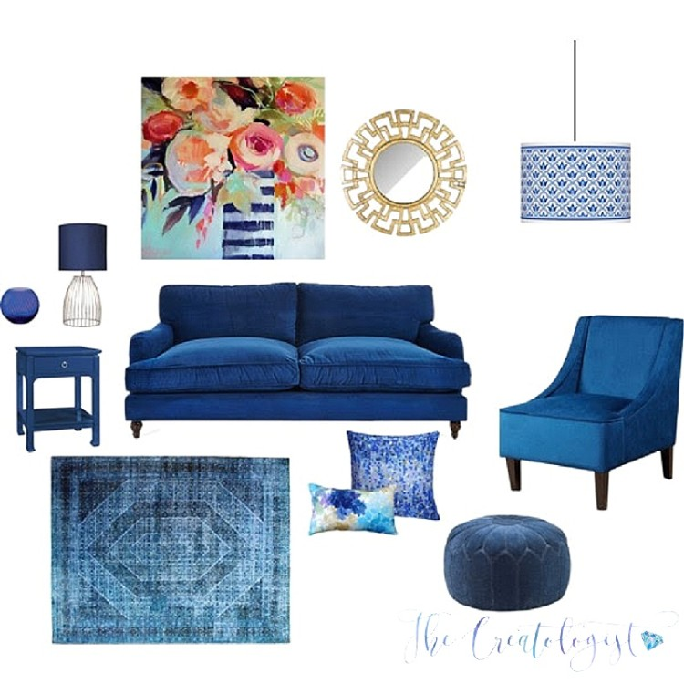 French Blue | Design Inspiration