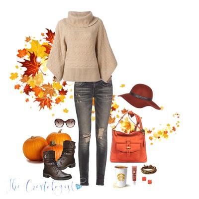 Fashion Inspiration | Burnt Orange Accessories