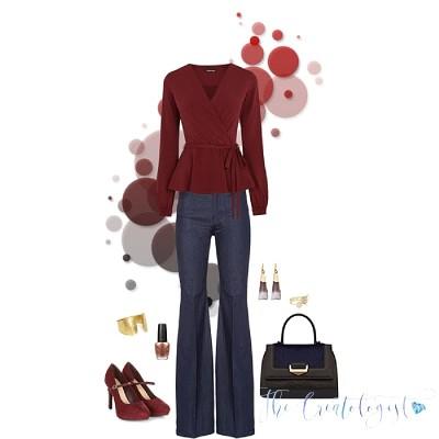 Fashion Inspiration | Marsala