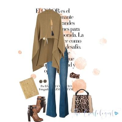 Fall Fashion Trend |Cashmere Wrap