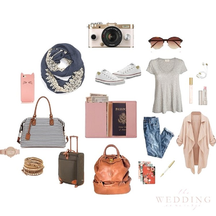 The Ultimate Traveling Outfit | The Wedding Concierge
